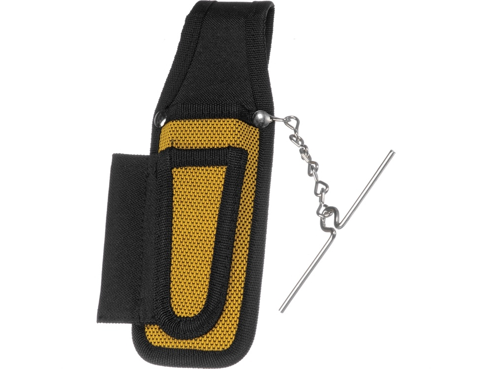 Platinum Tools 4015 Punchdown Tool Pouch (Black and Yellow)