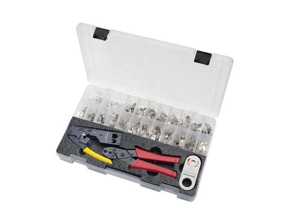Platinum Tools 10Gig Termination Kit