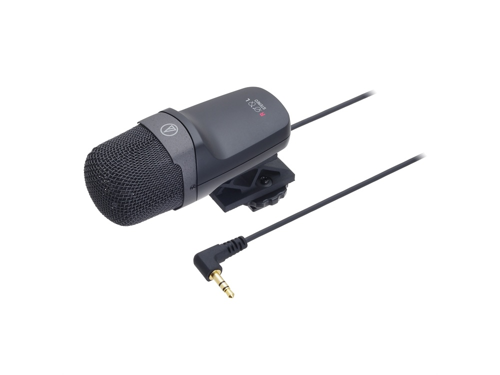 Audio Technica AT9945CM Stereo XY Shotgun Microphone for DSLR Cameras