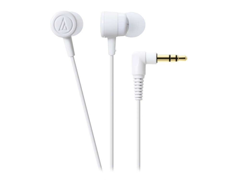 Audio Technica ATH-CKL220 In Ear DIP Headset (White)