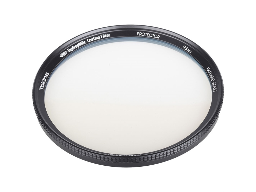 Tokina 95mm Hydrophilic Coating Protector Filter