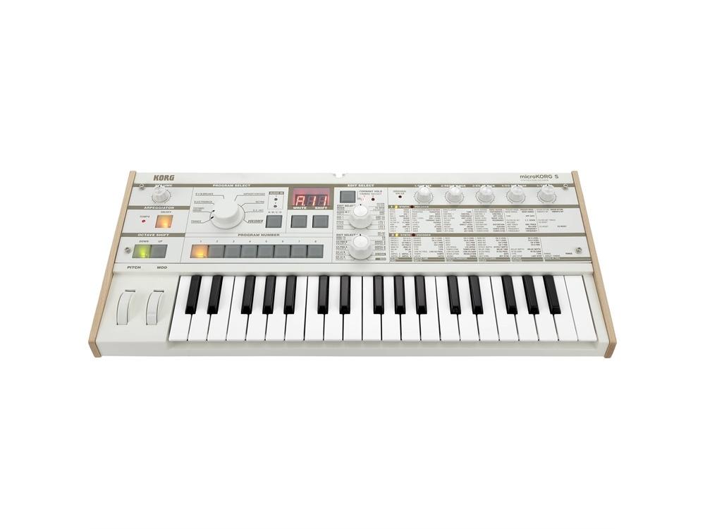 Korg microKORG S Synthesizer/Vocoder | Rubber Monkey | AU