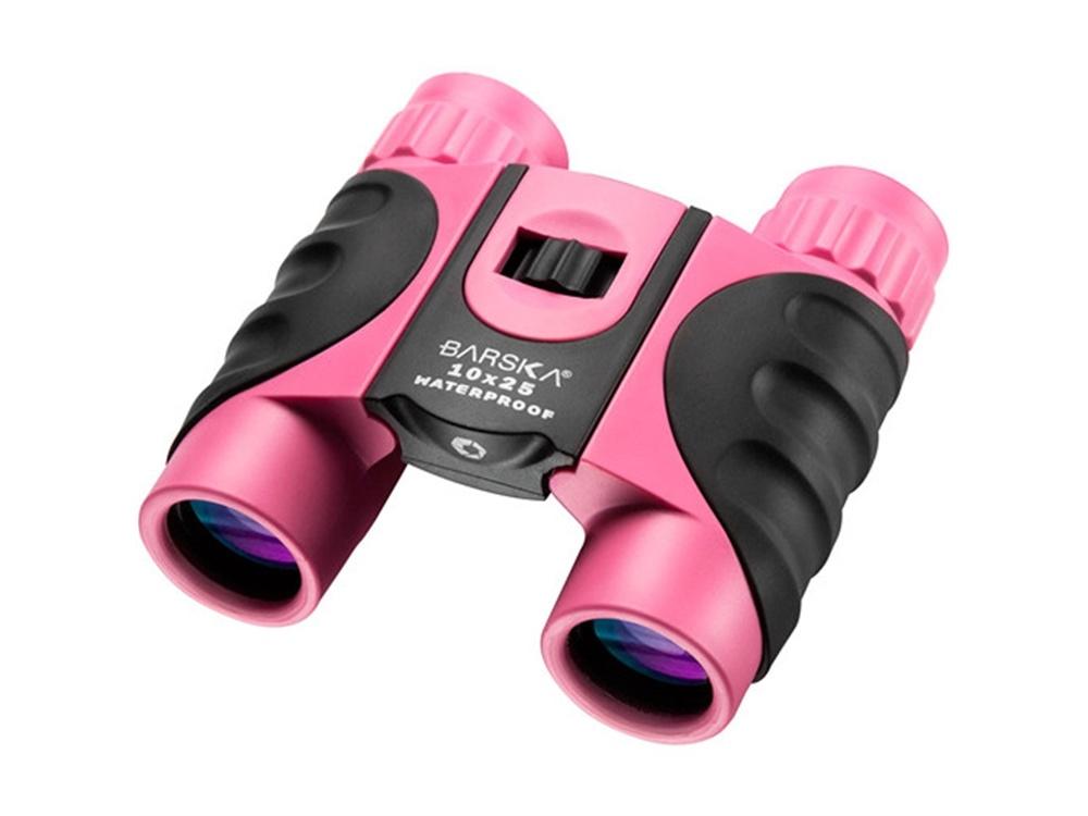 Barska 10x25 Colorado Waterproof Binocular (Pink)