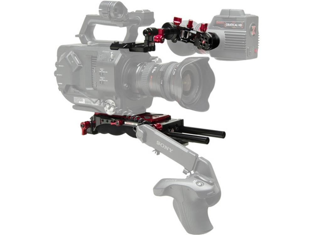 Zacuto Sony FS7 Recoil Rig V2