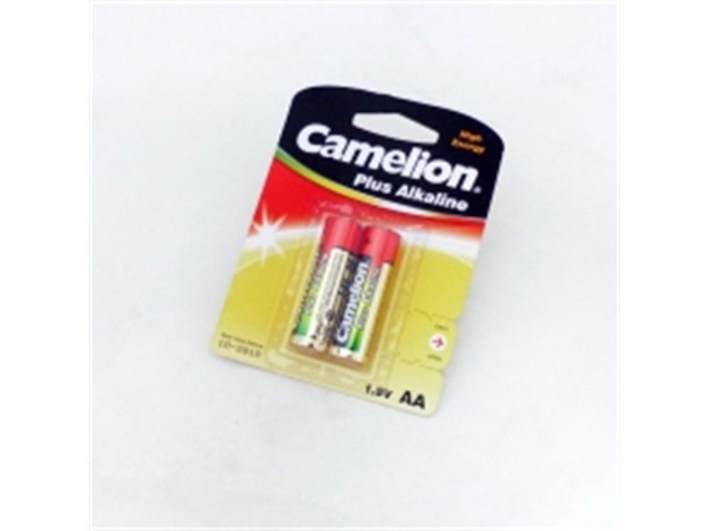 Camelion Plus Alkaline AA-2 PK (OM12)