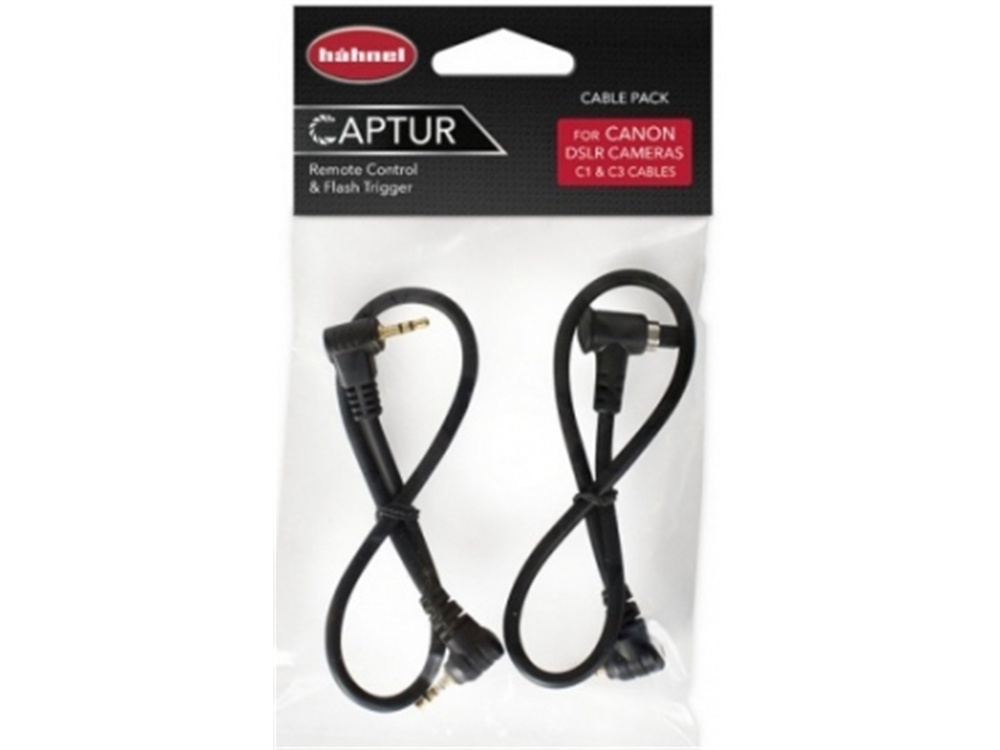 Hahnel Captur Cable Pack For (Canon)