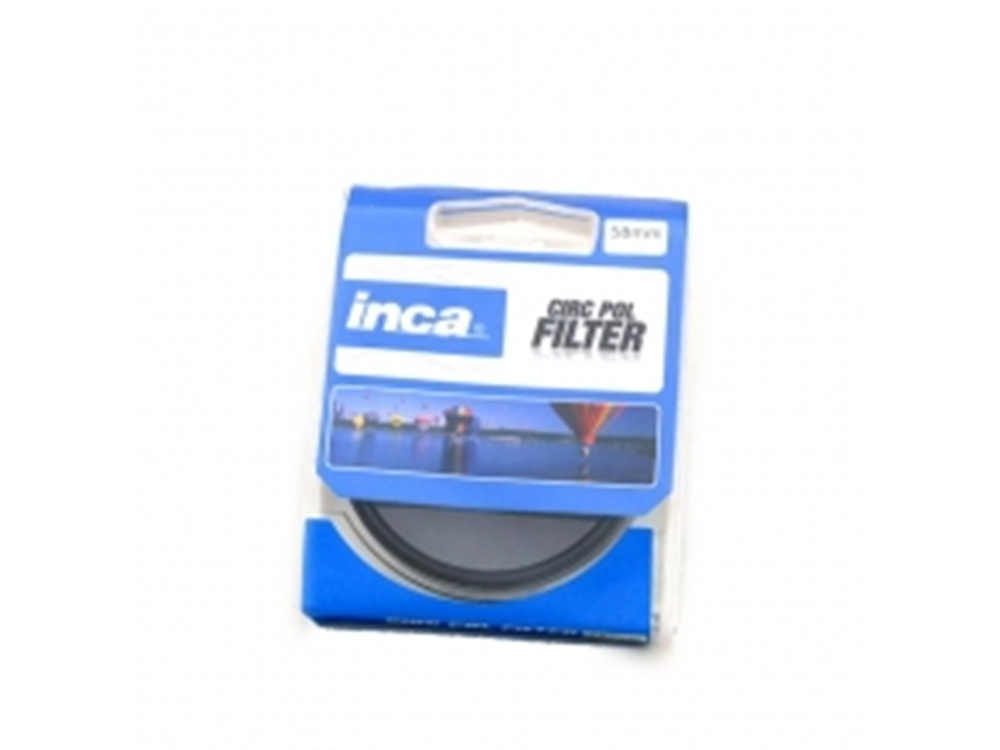 INCA 55MM CIRC Polar Filter