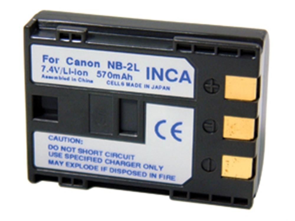 INCA Canon Compatible Battery (NB-2L)