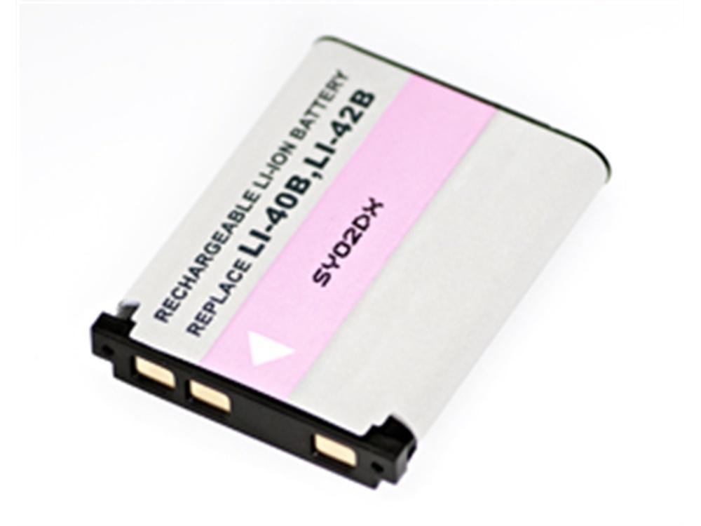 INCA Olympus/Fuji Compatible Battery (LI-42B/LI-40B NP-45)
