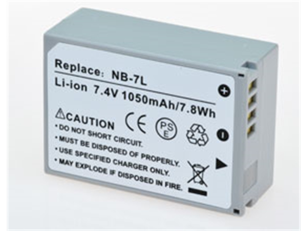 INCA Canon Compatible Battery (NB-7L)