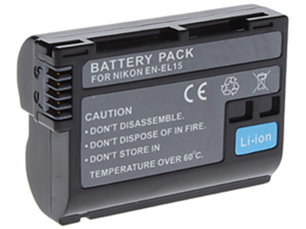 INCA Nikon Compatible Battery (EN-EL15)