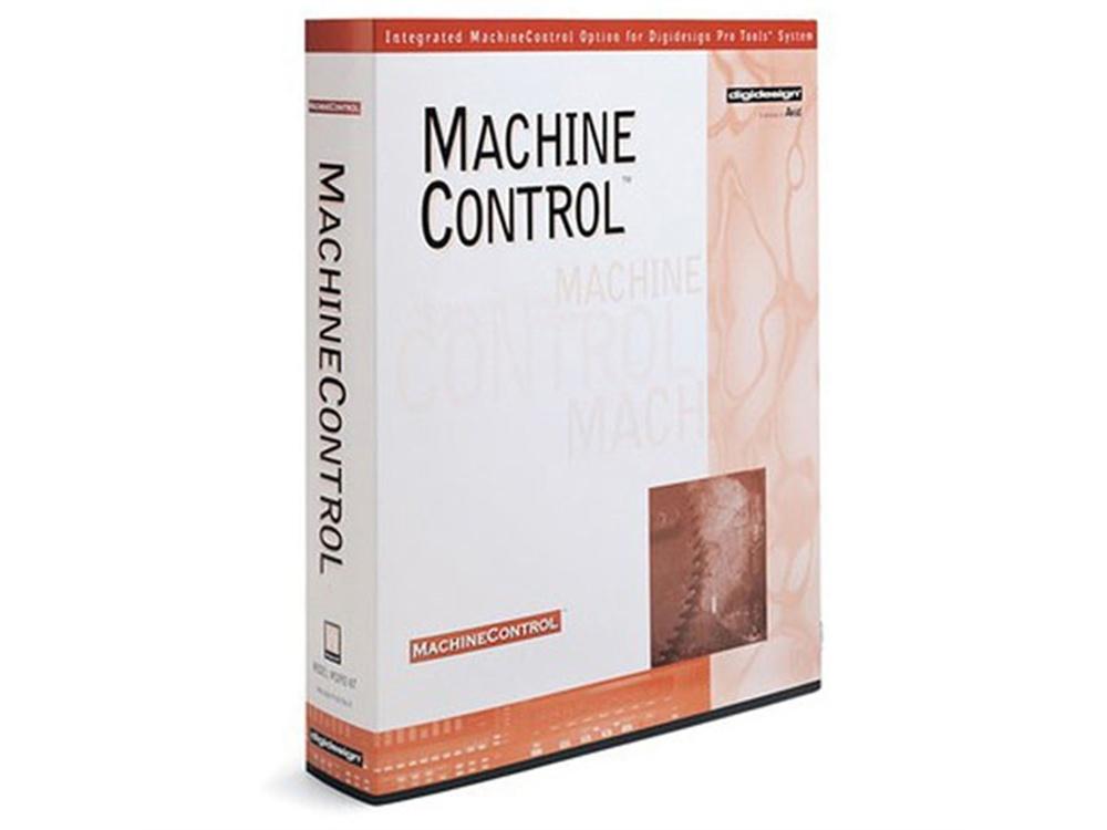 Avid Technologies Machine Control - External Audio/Video Device Control Software (Mac)