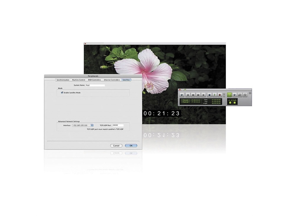 Avid Technologies Video Satellite LE - Video Playback Solution