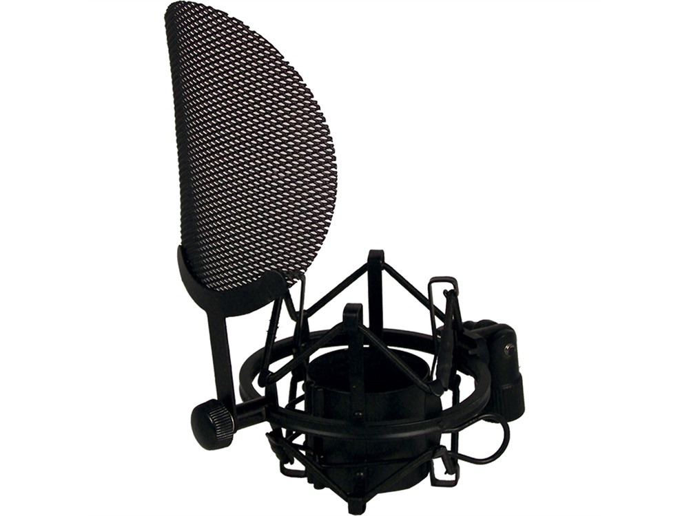 Nady SSPF-4 Shockmount & Metal Pop Filter