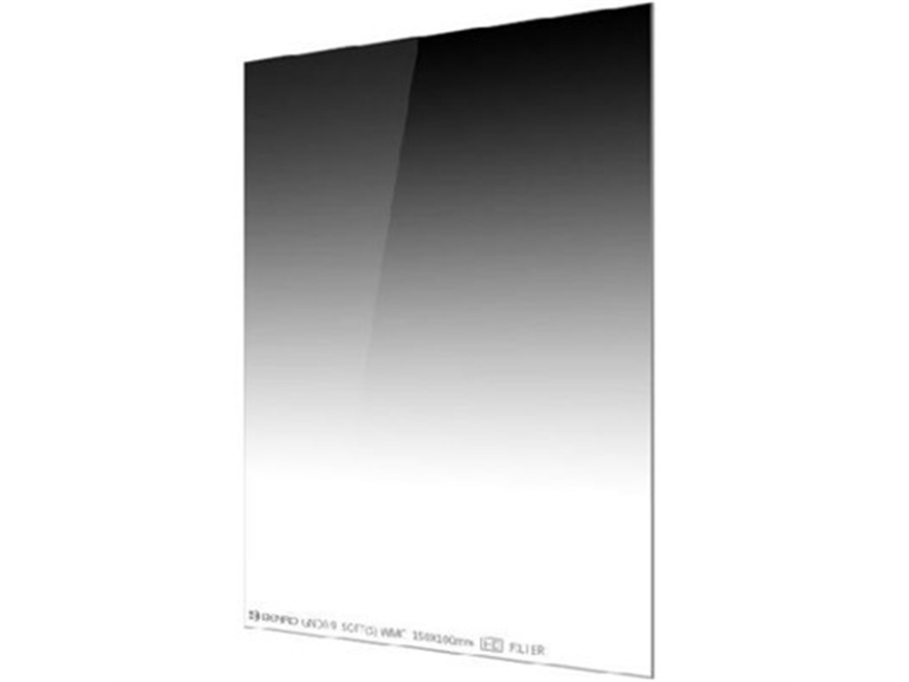 Benro FH100 ND Soft Grad 0.9 100x150mm Master Series Filter (3 Stops)
