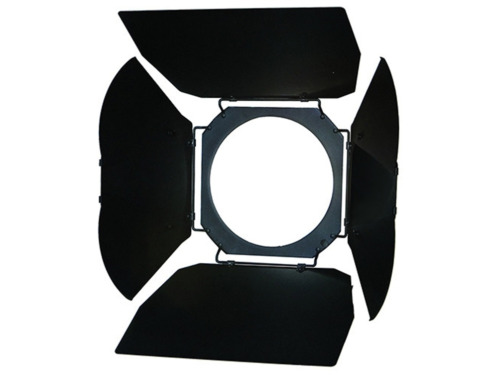 Litepanels 8-Way Barn Door for Sola and Inca 6 Fresnels