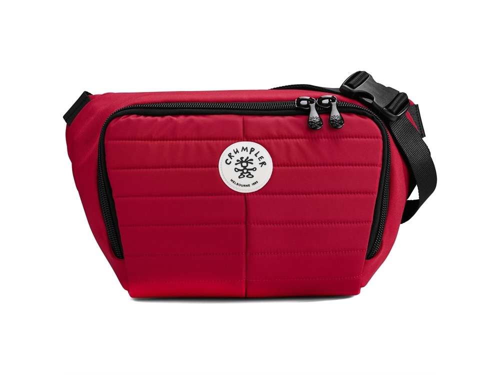 Crumpler The Mild Enthusiast Camera Sling/Waist Bag (Medium, Red)