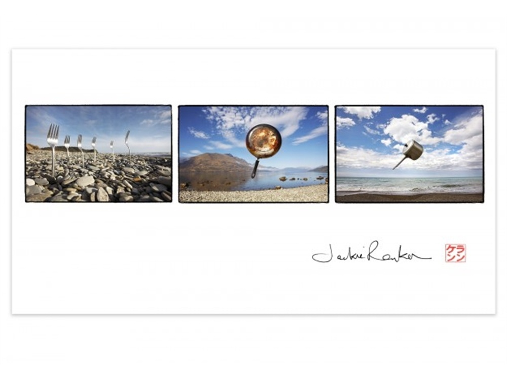 Print Kitchen Stories Collection I by Jackie Ranken