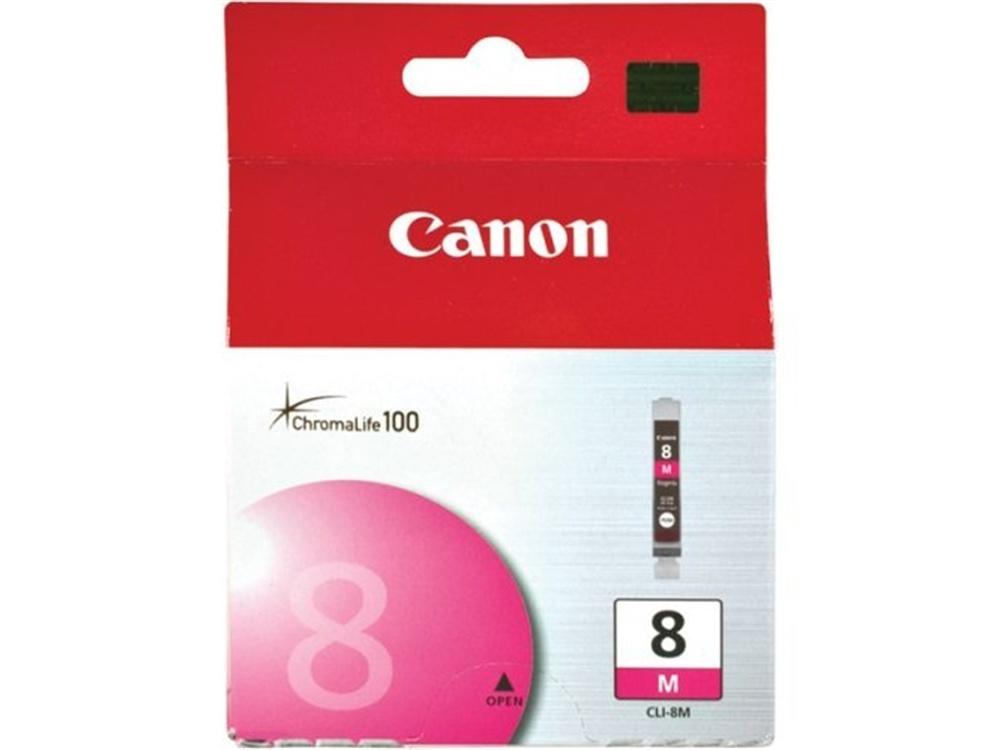 Canon CLI-8 ChromaLife100 Magenta Ink Cartridge