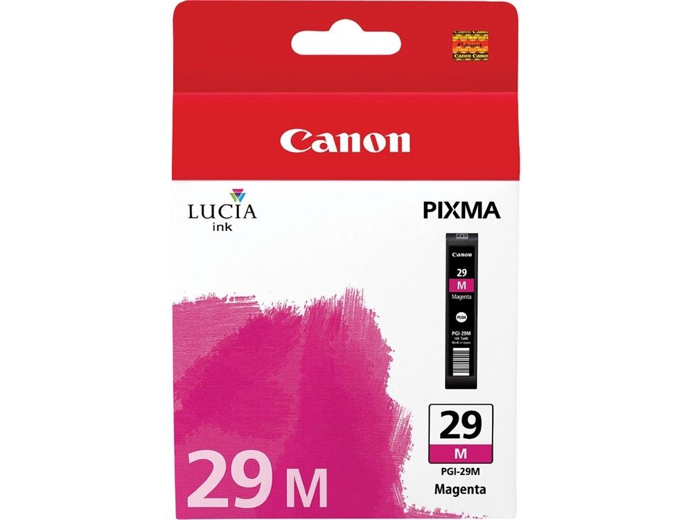 Canon PGI-29 LUCIA Magenta Ink Cartridge