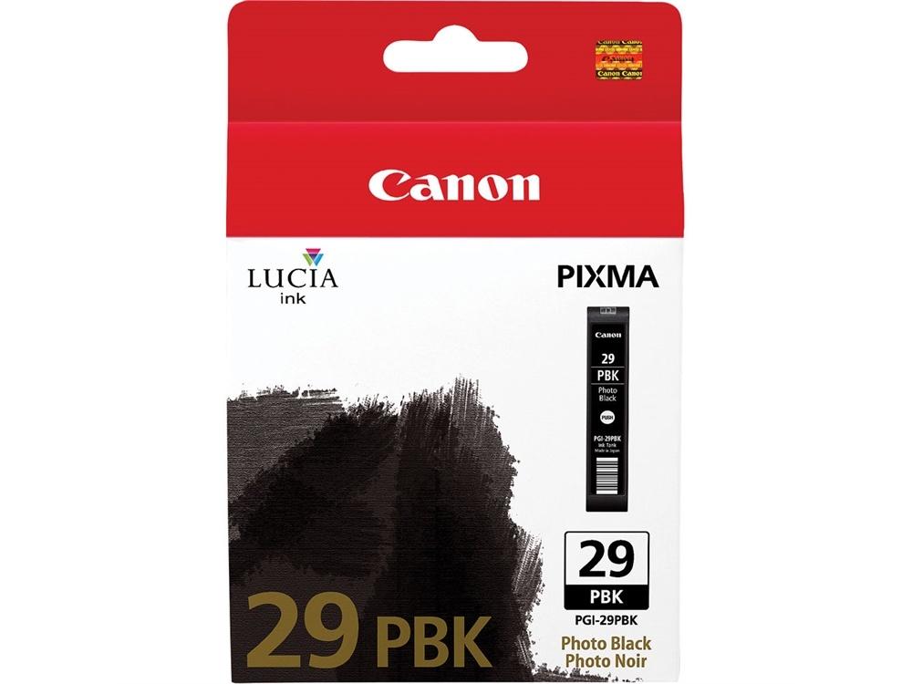 Canon PGI-29 LUCIA Photo Black Ink Cartridge