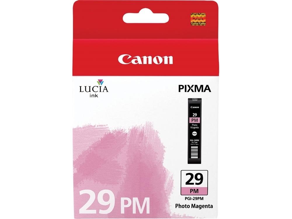 Canon PGI-29 LUCIA Photo Magenta Ink Cartridge