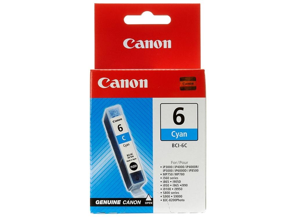 Canon BCI-6C Cyan Ink Cartridge