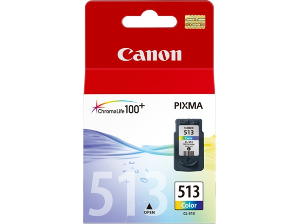 Canon CL-513 ChromaLife100 High Yield Fine Colour Ink Cartridge