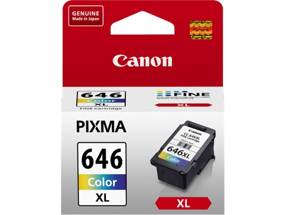 Canon CL-646XL Extra Large Fine Colour Ink Cartridge