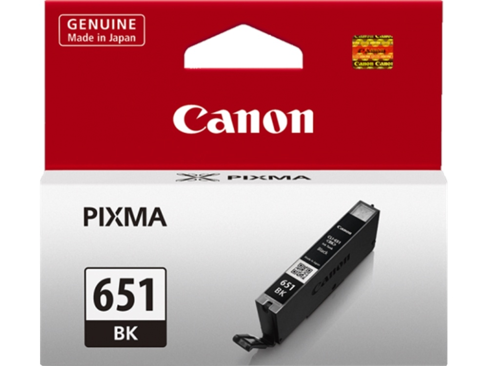 Canon CLI-651 Black Ink Cartridge