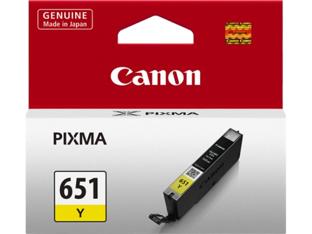 Canon CLI-651 Yellow Ink Cartridge