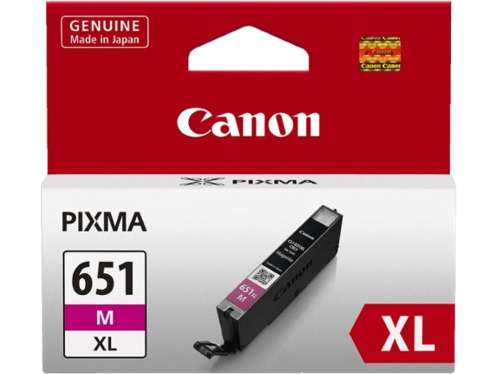 Canon CLI-651XL Extra Large Magenta Ink Cartridge