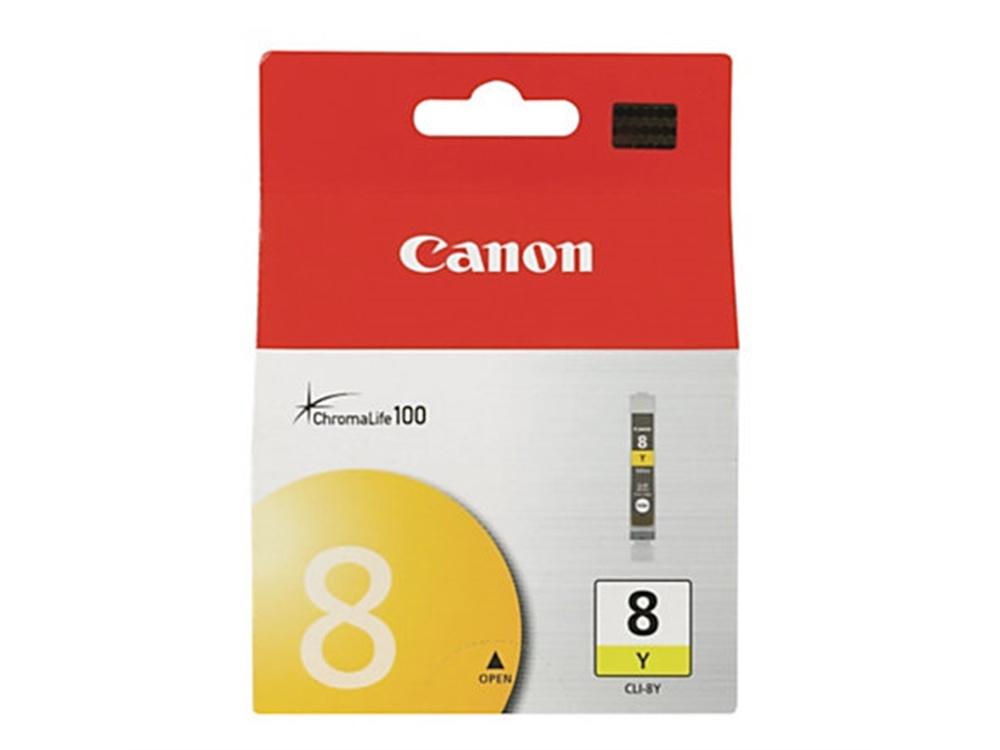Canon CLI-8 ChromaLife100 Yellow Ink Cartridge