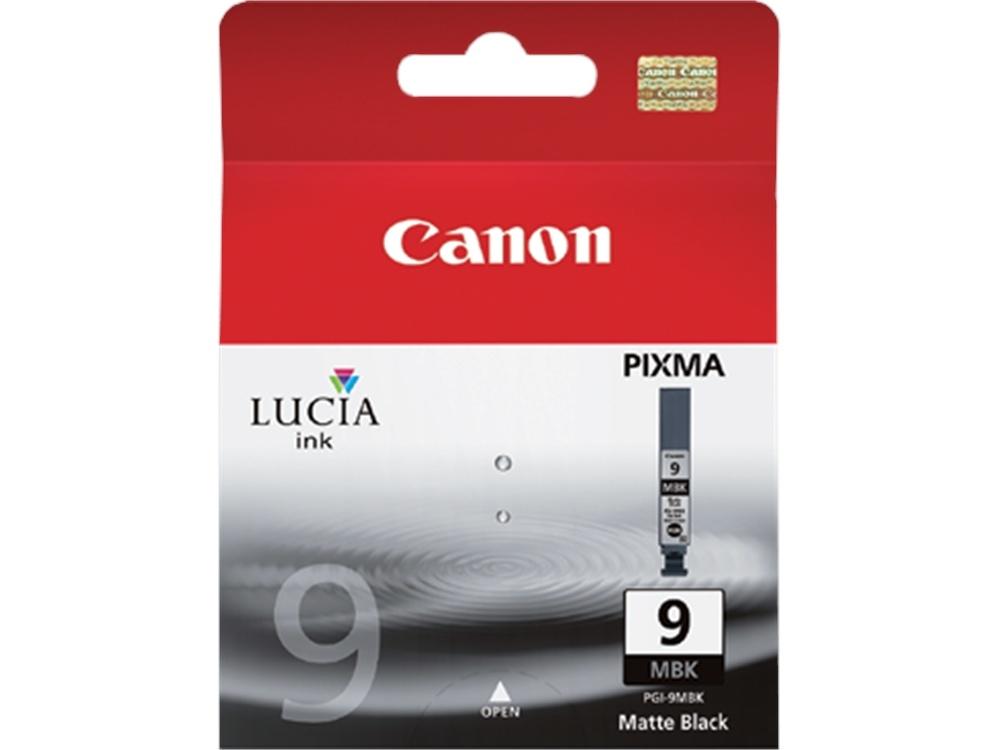 Canon PGI-9 LUCIA Matte Black Ink Cartridge