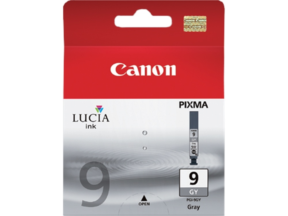 Canon PGI-9 LUCIA Gray Ink Cartridge