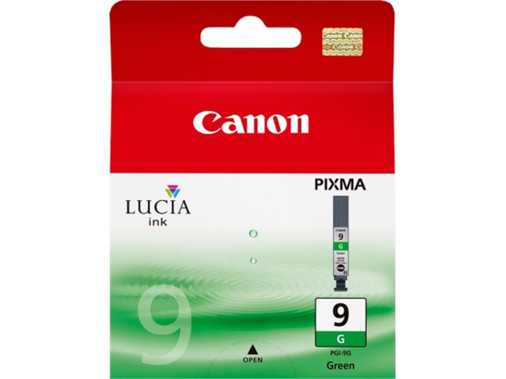 Canon PGI-9 LUCIA Green Ink Cartridge