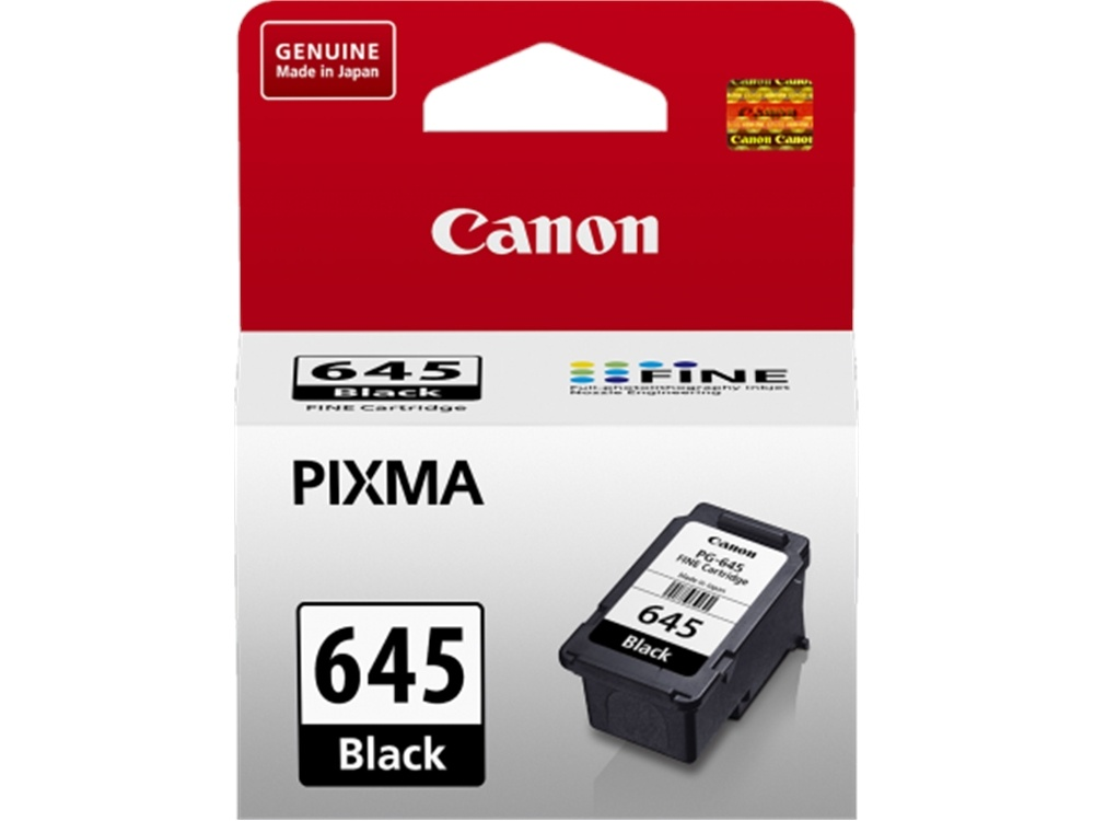 Canon PG-645 Fine Black Ink Cartridge
