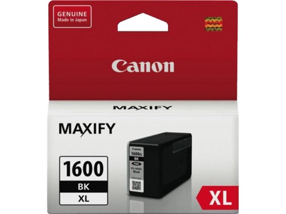 Canon PGI-1600 Extra Large Black Ink Cartridge