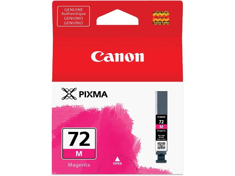 Canon LUCIA PGI-72 Magenta Ink Cartridge