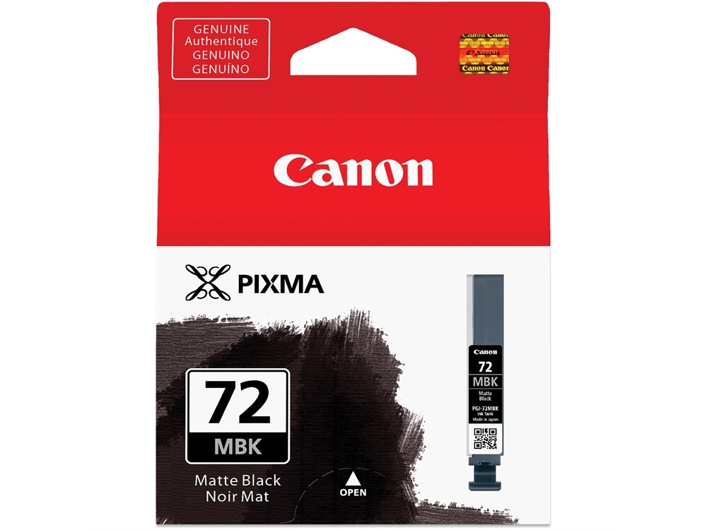 Canon LUCIA PGI-72 Matte Black Ink Cartridge