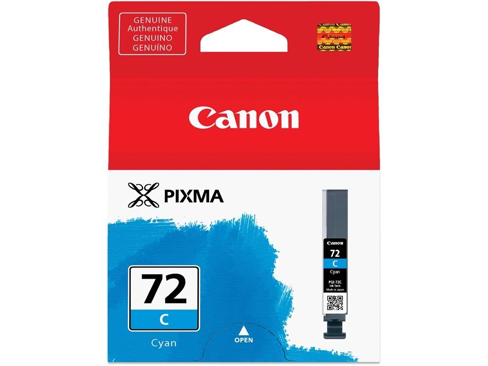 Canon LUCIA PGI-72 Cyan Ink Cartridge