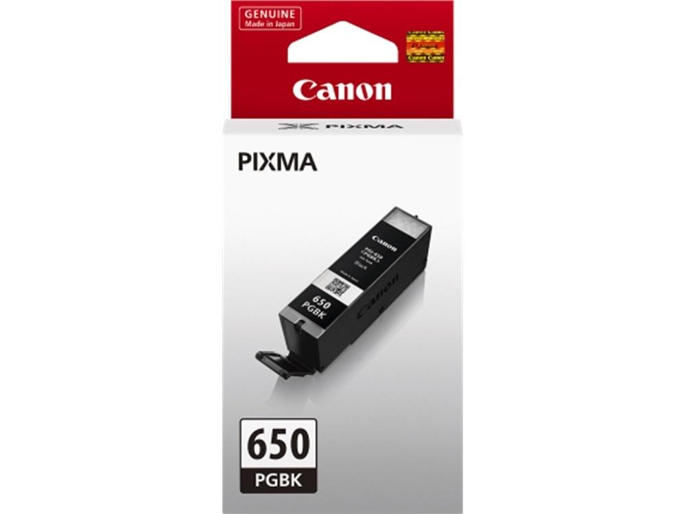 Canon PGI-650 Black Pigment Ink Cartridge