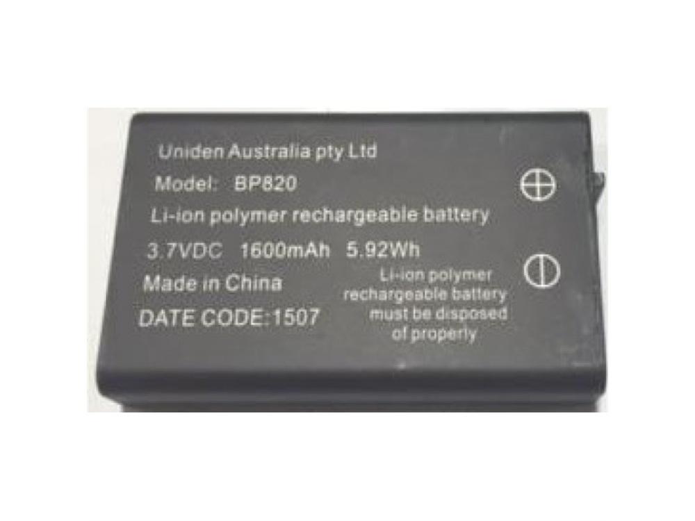 Uniden BP820 Battery Pack
