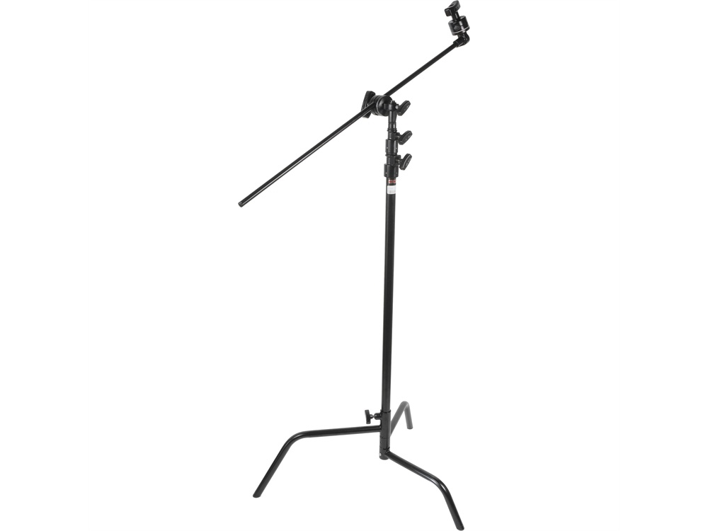 Matthews Hollywood Century 3.2m C Stand Grip Head Kit with 101cm Grip Arm (Black)