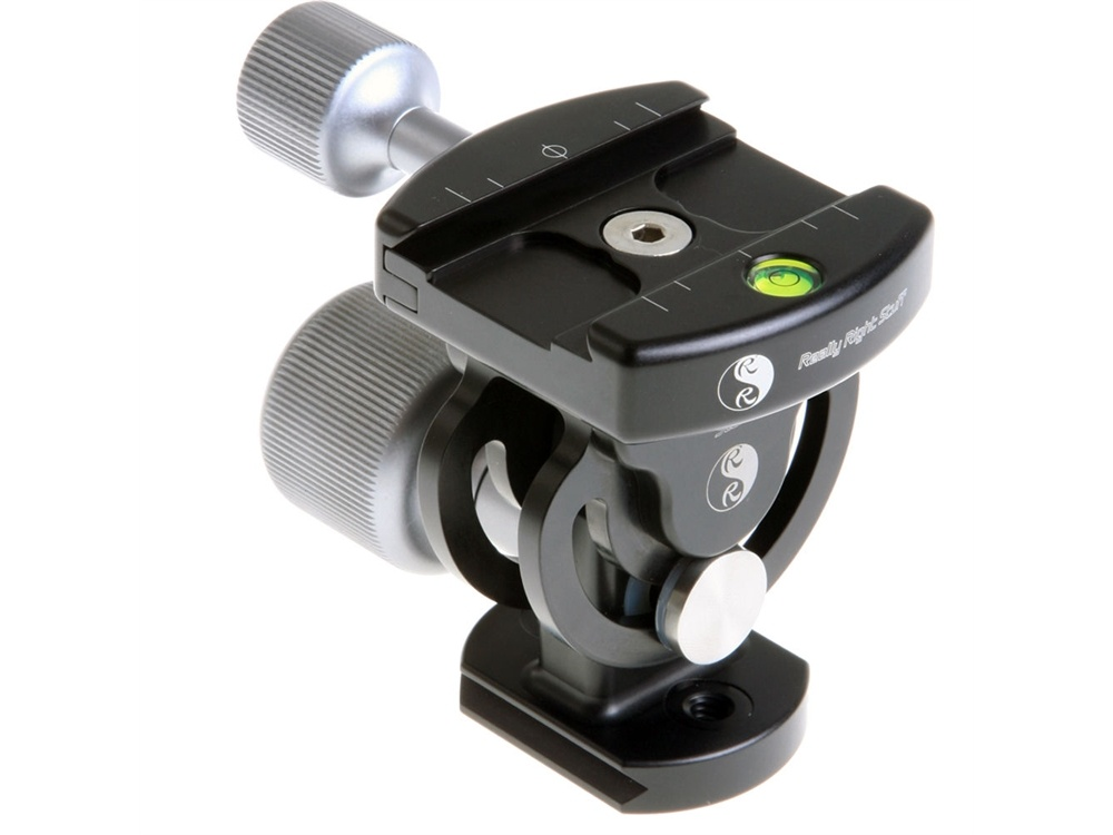 Really Right Stuff Pro Monopod Head with Standard Screw-Knob