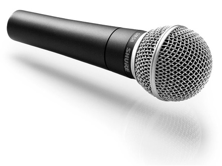 Shure SM58 Live Vocal Microphone