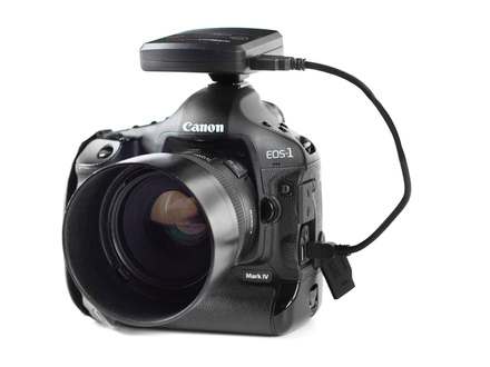 HyperDrive iUSBport CAMERA Wireless Transmitter for Select Canon and Nikon  DSLR Cameras