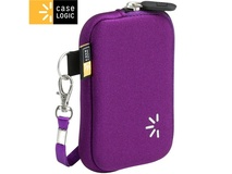 Case Logic Neoprene compact camera case (Purple)