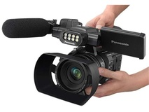 Panasonic HC-PV100 Full HD Camcorder