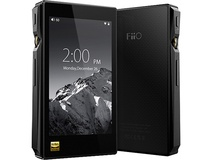 FiiO X5-III High-Resolution Music Player (Black)